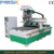 multi spindle cutting machine 4 head cnc rotuer for wood, MDF,plywood engraving PMSK 1325