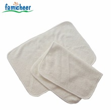Washable Eco-friendly Cost-effective Bamboo Terry Cloth Baby Wipes OEM
