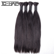 wholesale price grade 9a raw unprocessed virgin hair bulk human braiding hair bulk no weft 100% human hair
