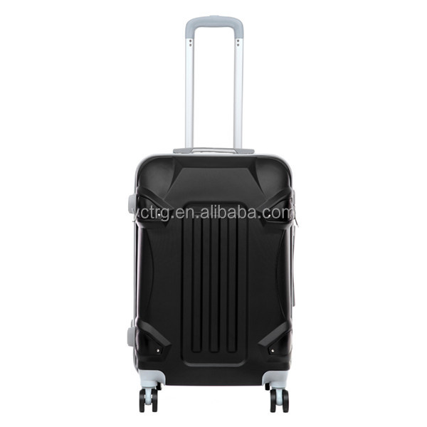 ABS PC trolley hard shell case/ travel bag and luggage set/ standard size luggage