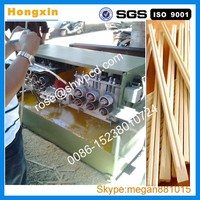 2016 China directly supply new design automatic wood and bamboo chopstic making machine with best price