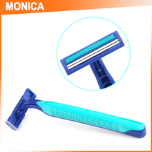 Monica Twin Blade SIGNORE marca Rasoio da barba usa e getta