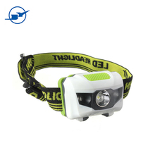 Professional High Quality 4 Modes Waterproof LED Headlamp Mini Headlight or Head light for Riding Camping Outdoor