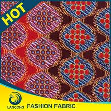 New Products Clothing Material Fashion Design for African java wax print fabric