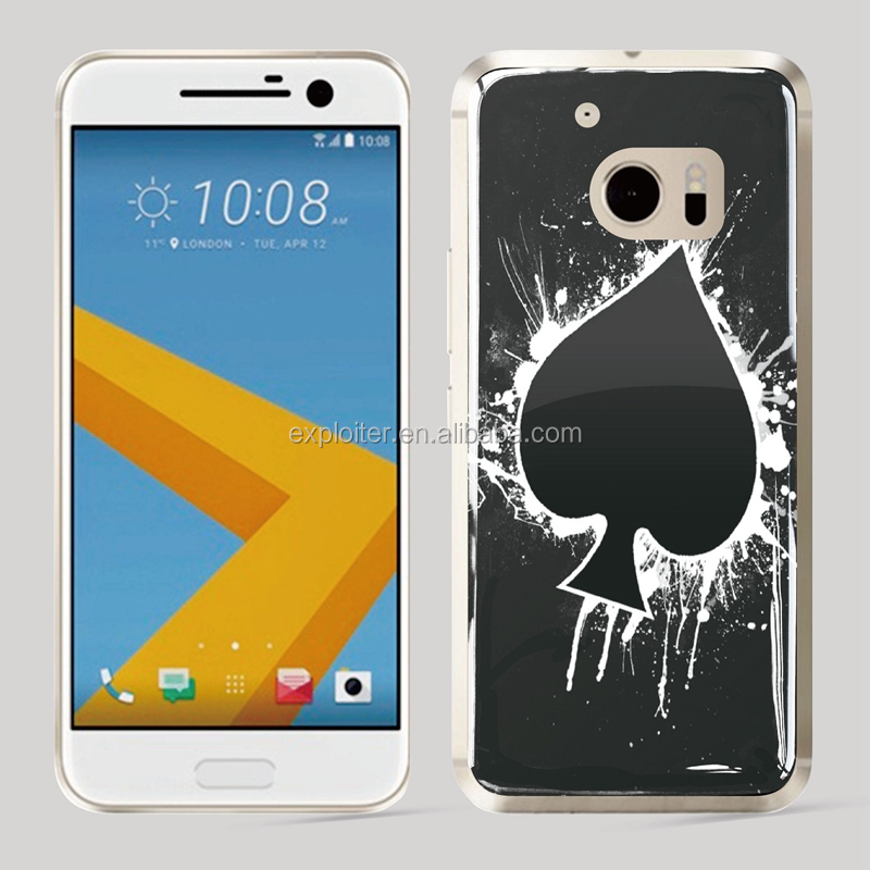 Shenzhen Exploiter ultra-thin soft plastic mobile phone cover case for htc one e9s