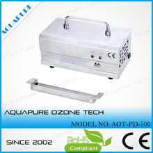 Wall-mounted air disinfector ozone generator for hotel