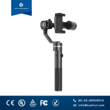 KuickWheel AURORA Smartphone stabilizer which is best 3 axis handheld gimbal