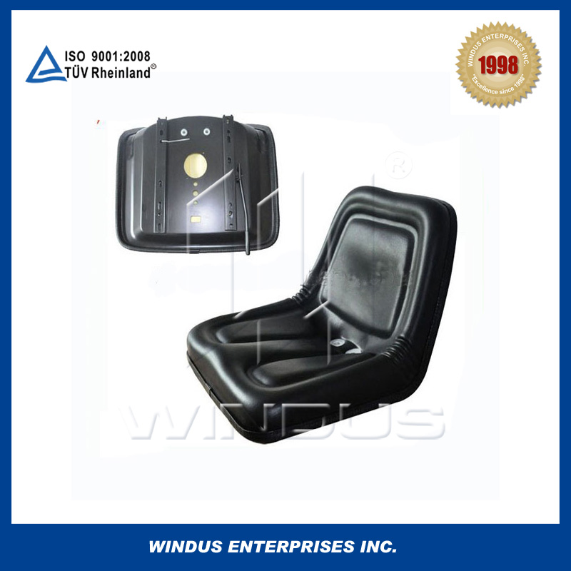 seat with foot plate