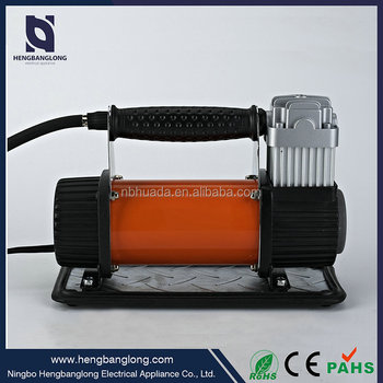 Cheap and high quality 100 cfm air compressor , car mini compressor , square shape air compressor