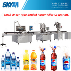 Automatic Bottled Mineral Water Bottle Packing Machine Cost