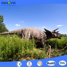 Innova -Handmade Custom Decoration Life-Size Fiberglass Dinosaur Model