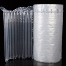 high quality inflatable cushion protective packaging air column bag for fragile bottle