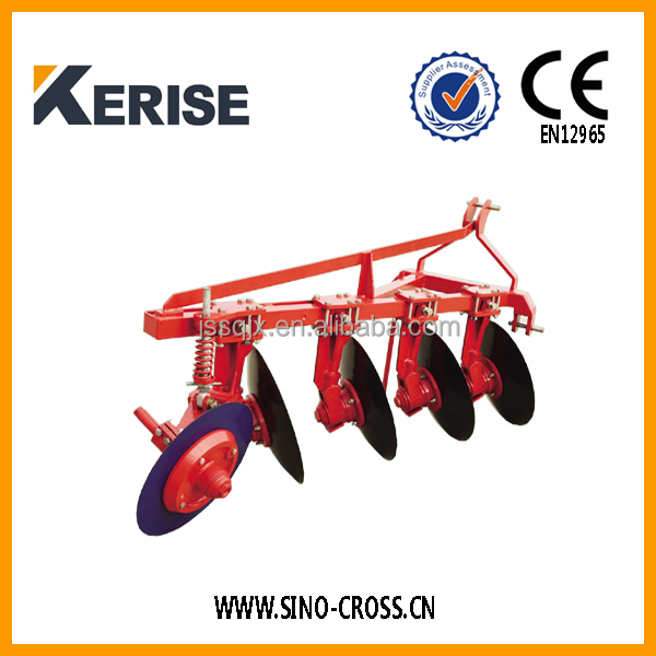 Factory supply 3 point disc plough for farm tractor