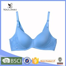China Supplier Fitness Hot Girl Flower Lace Seamless Bra Large Size Xxx Sexy Bra Womens Hot Se