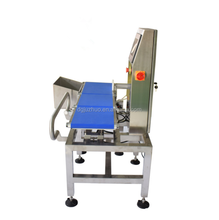 auto conveyor check weigher JZ-W1200g