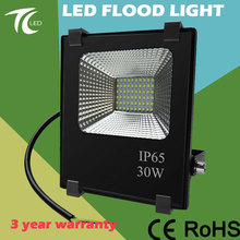 Outdoor IP65 100W/50W/30W LED Flood Light