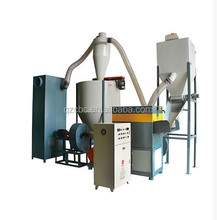 2016 Recycling machines in recycle tyre powder grinding machine
