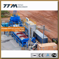 40t/h mobile asphalt mixing plant,mobile asphalt plant for sale,mobile mini asphalt plant