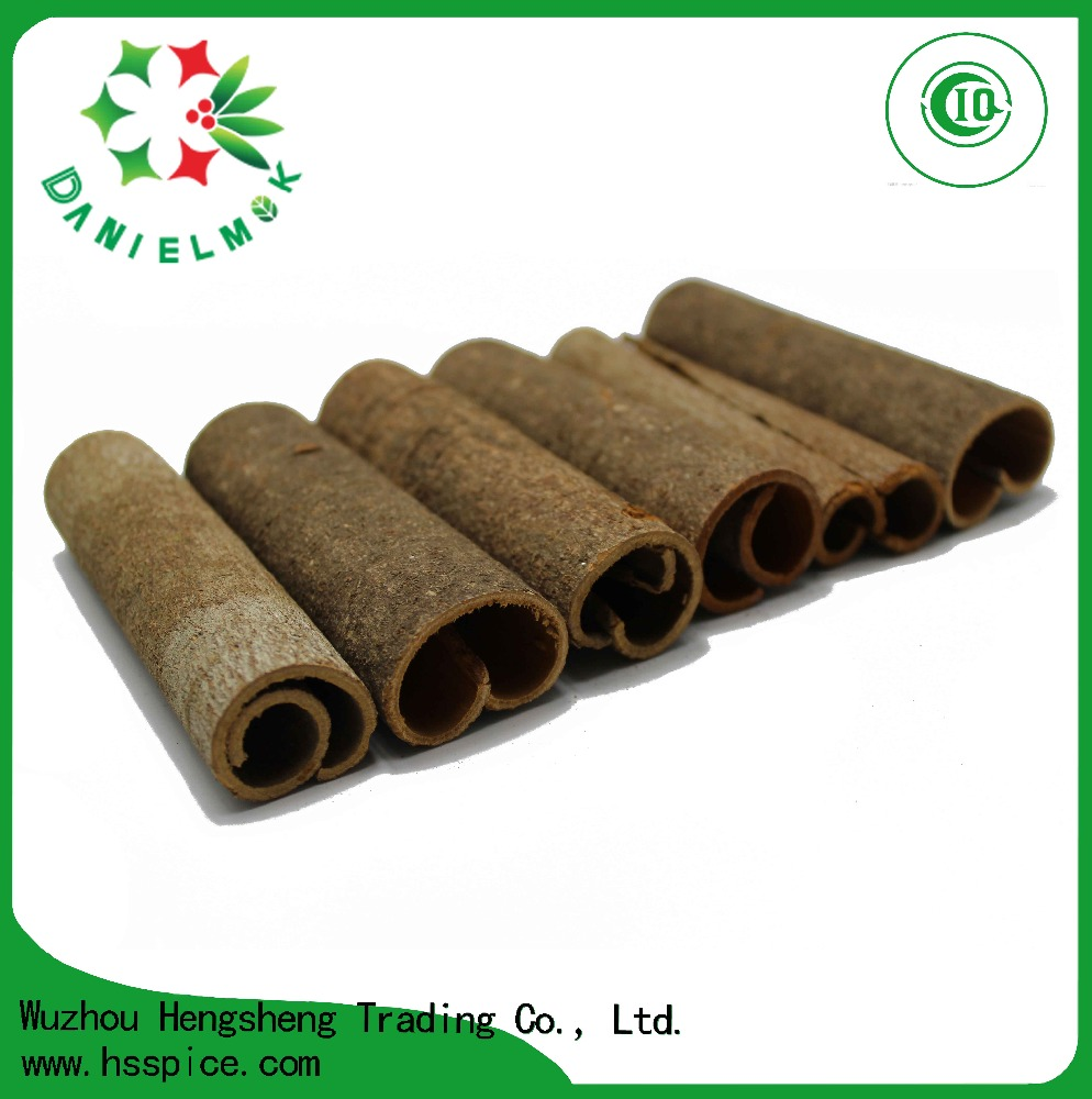 Natural Dried 10 cm Cinnamon Tube Cassia Roll