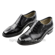 New arrival army military police office leather shoes