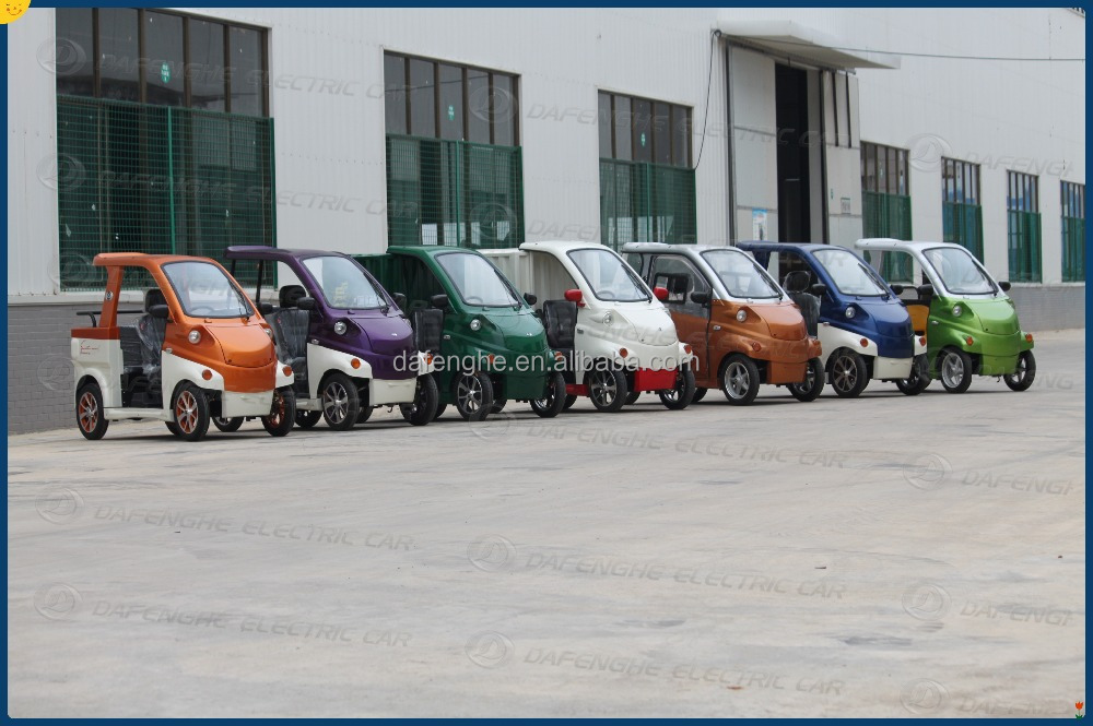 low speed mini electric delivery truck for sale