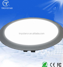 9W New Led Panel Light with CE RoHs certification 80lm/w Round 145mm panel lights