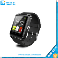Wavefull Bluetooth Smart Watch U8, Sport Wrist Watch Uwatch Fit for Smart Phones IOS Apple Iphone Android