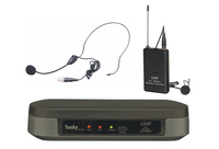 TKC BT-8012 Professional Wireless Headset Microphone UHF System