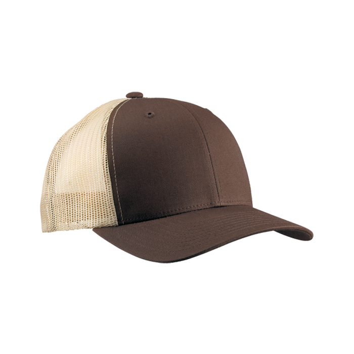 Wholesale High Quality Custom Mesh 6 panel Baseball Cap