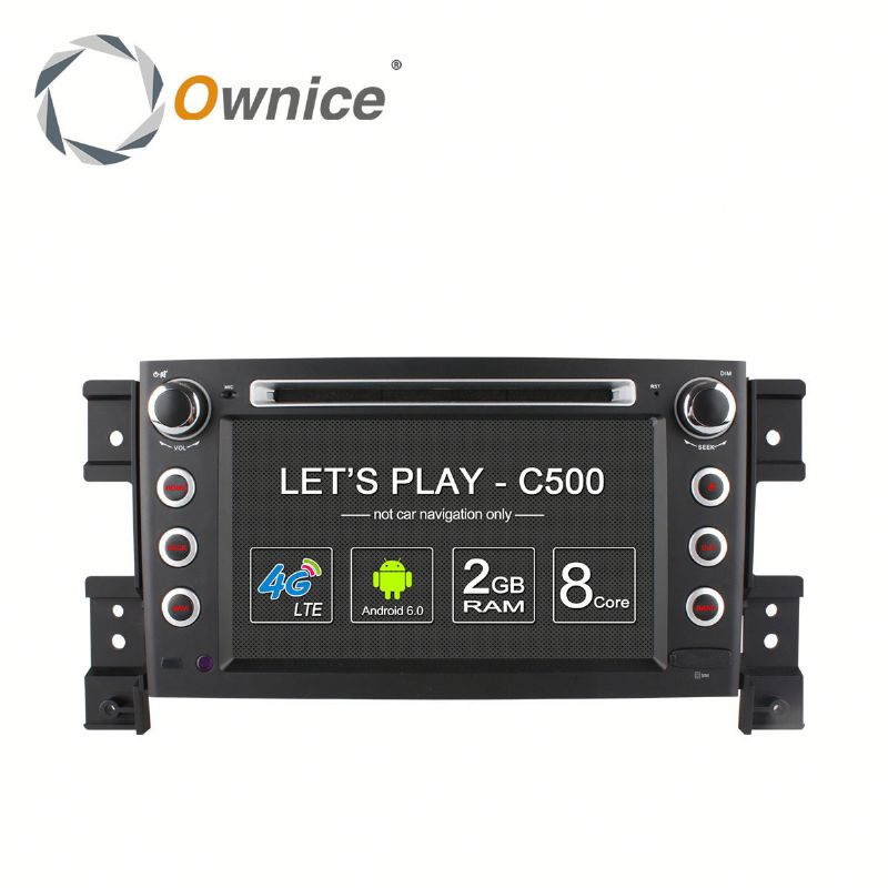 Ownice 8 core 2G RAM Car DVD Audio Player SUZUKI Grand Vitara with multimedia player With WIFI gps rds BT radio