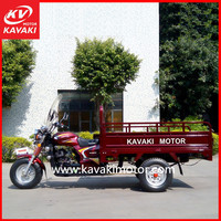New design mobility trike good quality loader truck motocicleta for CCC certificate