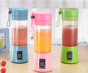 Amazon is popular mini juicer blender portable juicer blender high quality fruit juicer