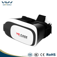 2016 Laest Price Vr VR glasses hot sex video player 3d vr box glasses