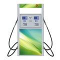 Good price nozzle display board portable mini fuel dispenser