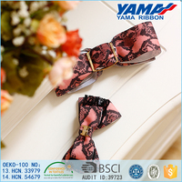 Wholesale! Newest promotion polyester fancy hair bobby pins