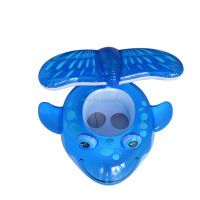 pvc inflatable baby seat water floats Whale kids Swimming Rigs Water Sports 56593 In Stock