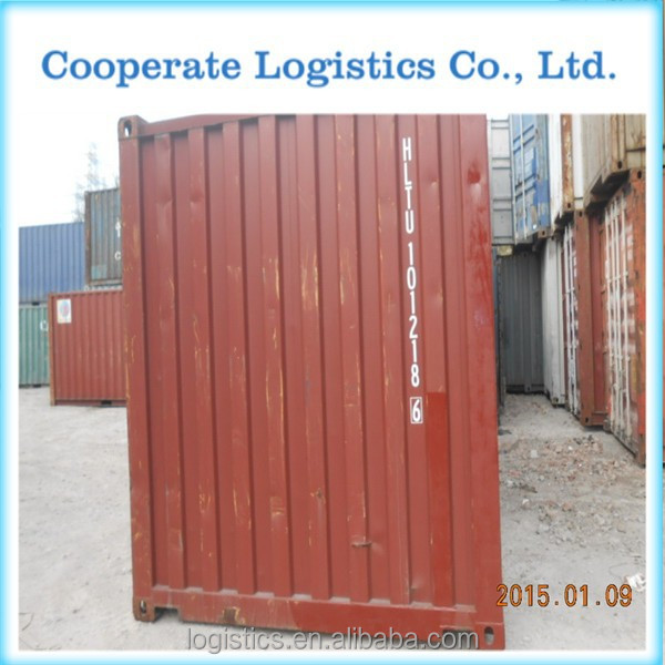 used sea containers shipping from China to worldwide----Elva,skype:colsal