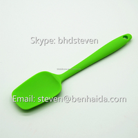 Wholesale Non-stick Heat Resistant Silicone BBQ Shovel, Silicone BBQ Tools