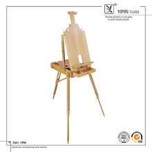 Good Quality Wooden Folding Sketch Box Easels
