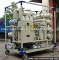 Circuit Breaker Oil Purifier Machine
