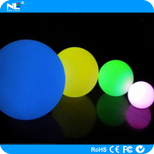 Eco-friendly / fashionable / low -electronic consumption outdoor decoration LED lighting ball