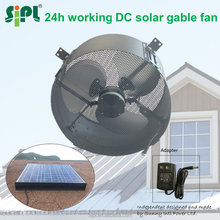 12v dc solar powered solar powered outdoor fans air cooler axial fan