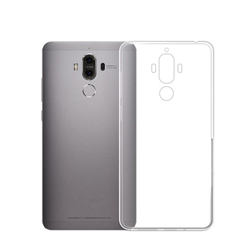 For Huawei Mate 9 Case,Ultra Thin Transparent Clear Soft Gel TPU Silicone Case Cover for Huawei Mate 9 Pro