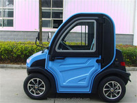 Hot Sale 2 Seats Electric Car With Air Conditioner