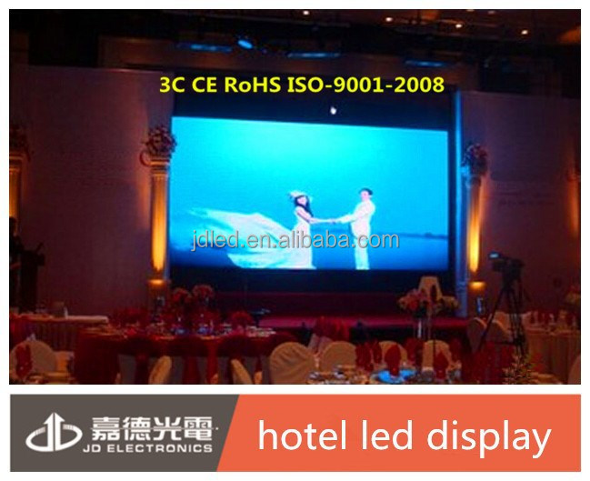 6mm pixel hotel xvideo rent led display hot new products for 2015