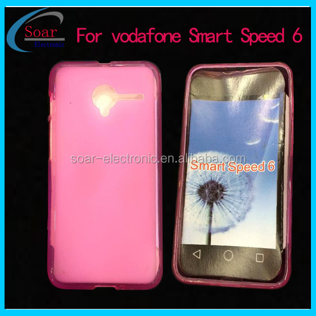 pudding tpu cover for Vodafone Smart sleed 6 case