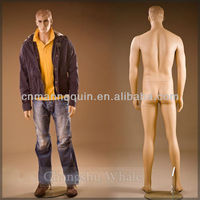 realistic male mannequin doll