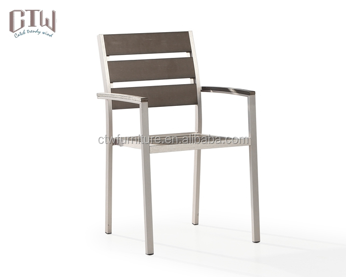 BZ-BR301 outdoor polywood dining chairs