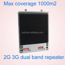 2G 3G bluetooth signal booster,dual band gsm wcdma 900 2100mhz 3G mobile phone signal repeater booster amplifier