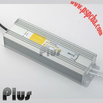 150W Constant voltage 12V 24V IP 67 Waterproof led driver